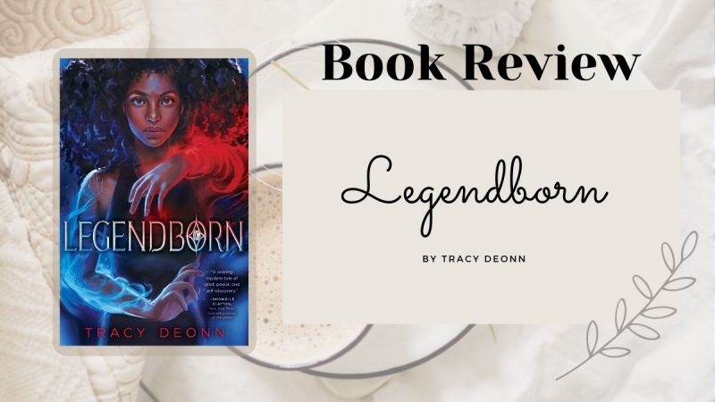 Legendborn by Tracy Deonn, book cover and review. modern retelling of arthurian legend.