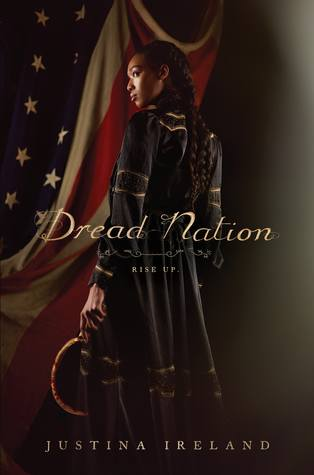 Dread Nation by Justina Ireland book cover & review