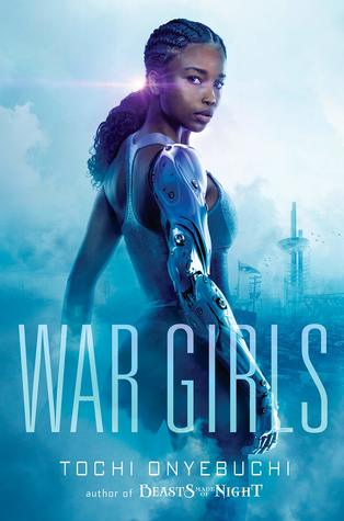 War Girls by Tochi Onyebuchi book cover and review