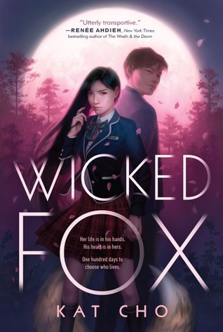 Wicked Fox by Kat Cho book cover & review