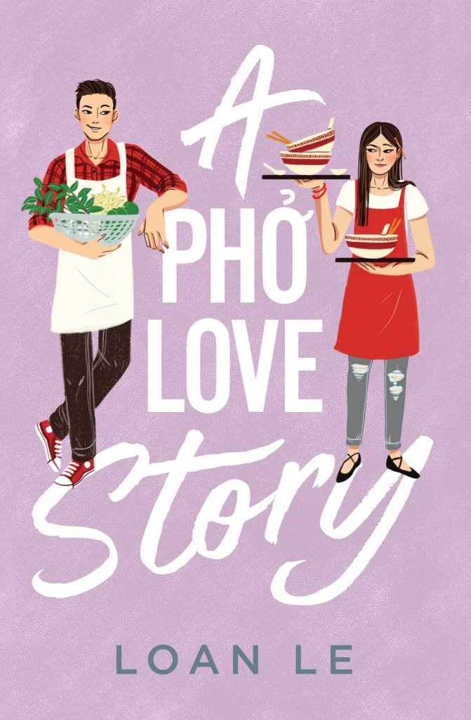 A pho Love Story, book cover and review