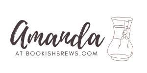 Signed Amanda at Bookish Brews