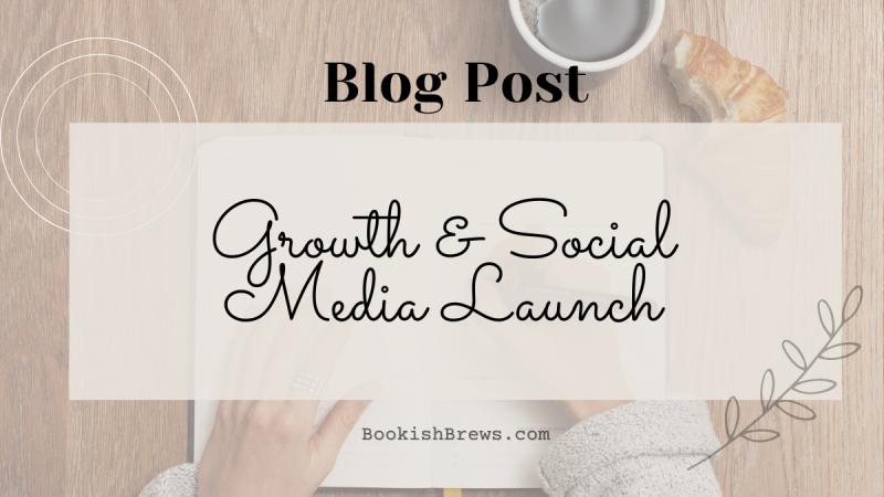 Bookish Brews Social Media Launch