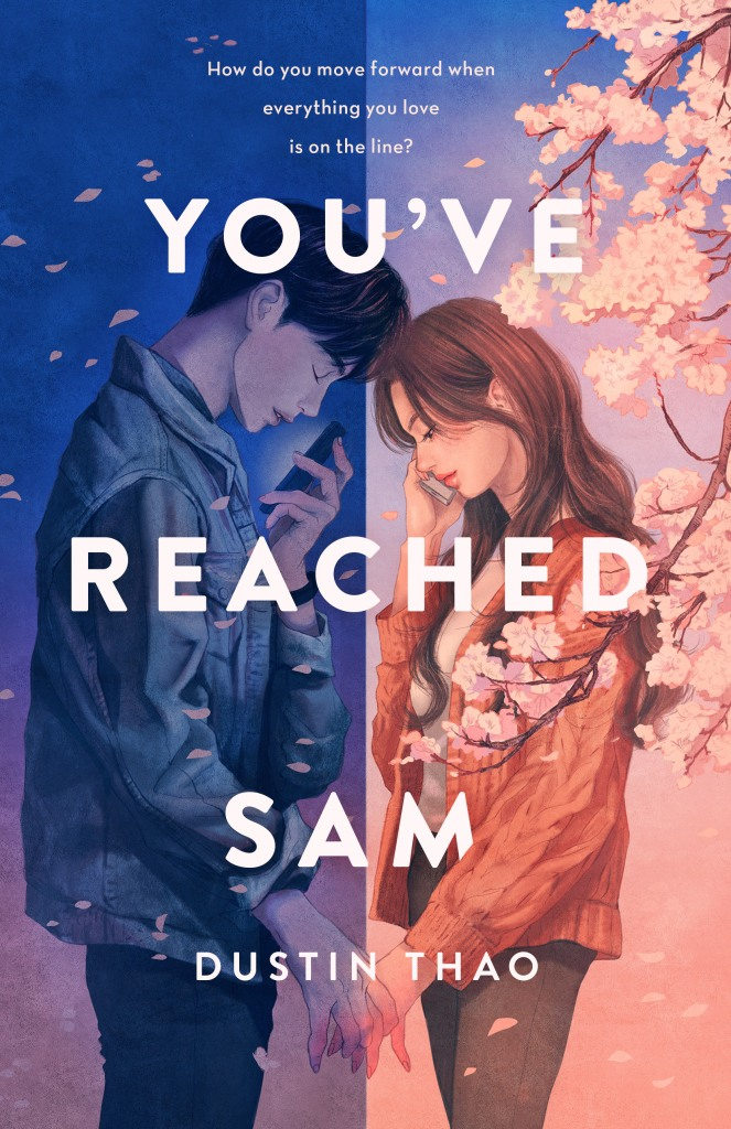 you've Reached Sam book cover & Book review