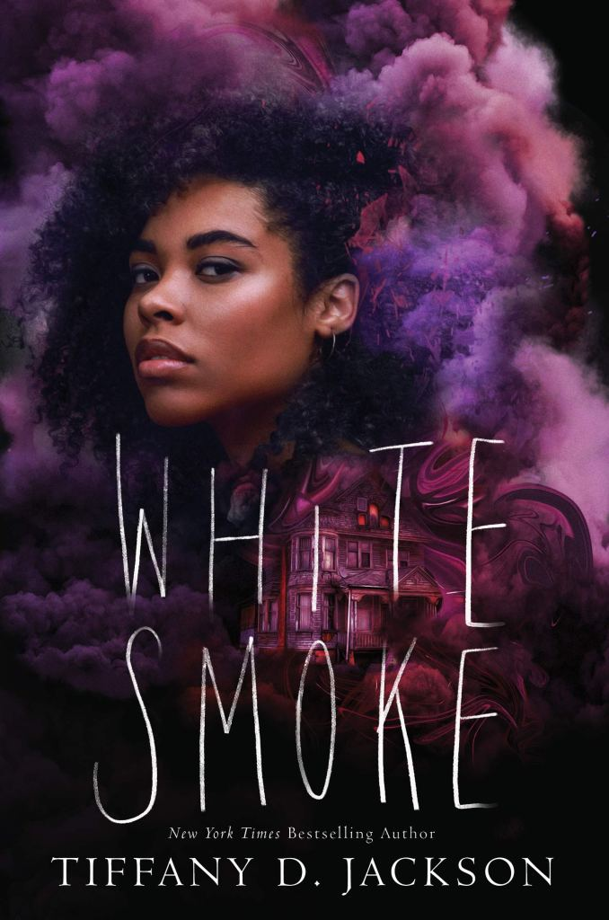 White Smoke by Tiffany D Jackson book cover